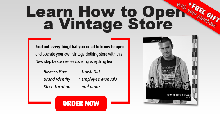 how to open a vintage store