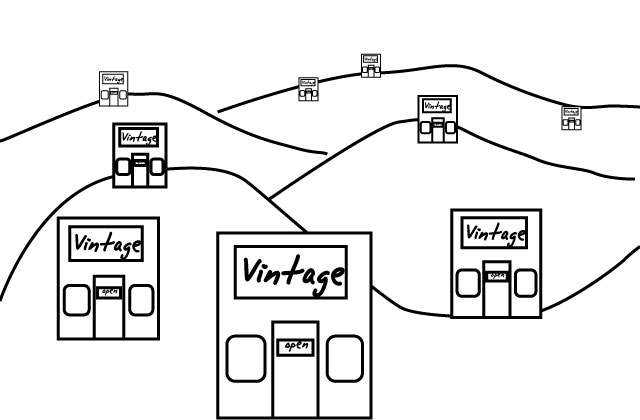 How to run a vintage store