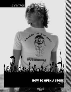 open a store