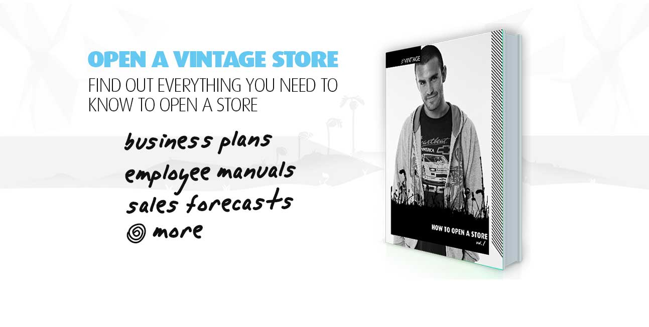 How to start a vintage clothing store